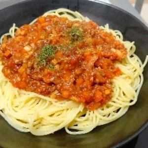 お店の味★ミートソーススパゲッティー★