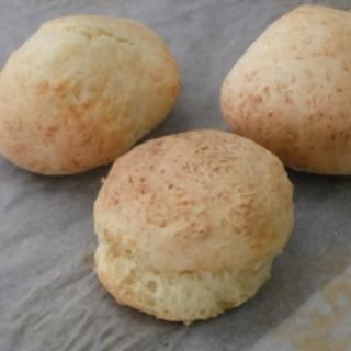 ホットケーキミックスのもちもちパン