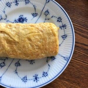 ふっくら卵焼き ~朝食やお弁当に~
