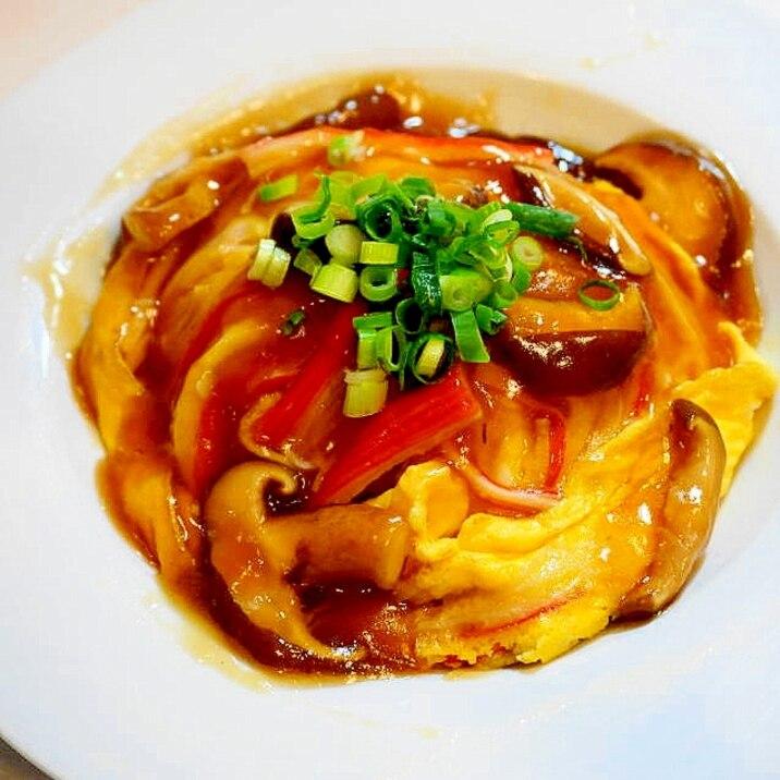 定番の中華料理がふわとろで絶品!天津飯