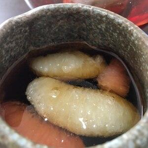 夏にぴったり♫甘くてさわやかなフルーツティー☆