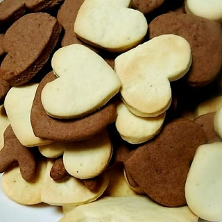 ホットケーキミックスで簡単美味しいクッキー♡