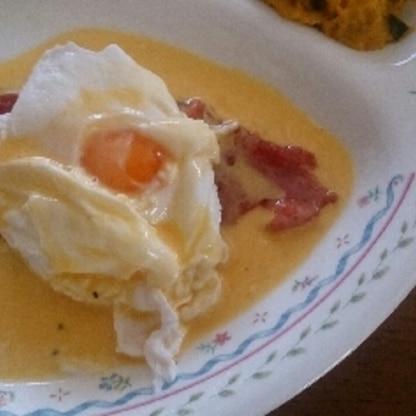 成形に少し失敗してしまいましたが(笑)、手軽で美味しいレシピなのでまた挑戦したいです(^o^)/~~