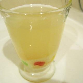 塩麹のハチミツレモンドリンク