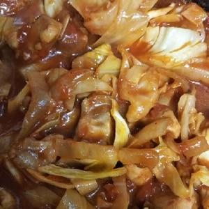 ☆鶏もも肉と野菜・きのこのトマト煮☆