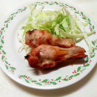 鶏手羽元の甘辛焼き