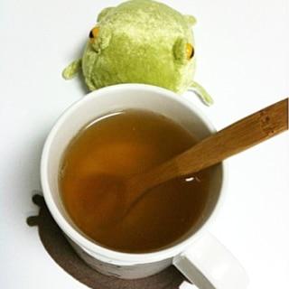 さわやかホカホカ★ジンジャー凍頂烏龍茶