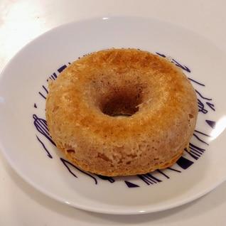 ふわふわ☆いちごの焼きドーナツ