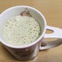 キウイと豆乳のジュース