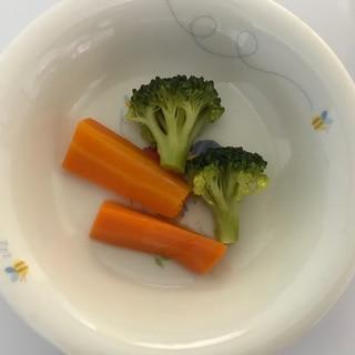 野菜スティック 離乳食後期