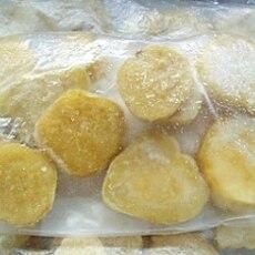 さつま芋の保存方法