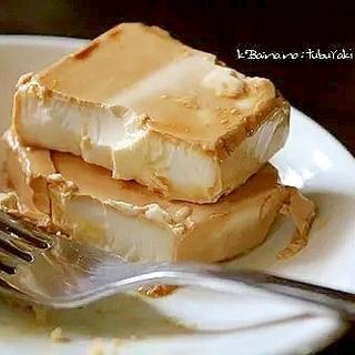 クリームチーズのたまり漬け