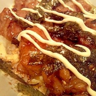 か○どやの味!カラマヨ丼★