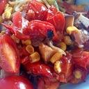 野菜たっぷり♪サラダパスタ