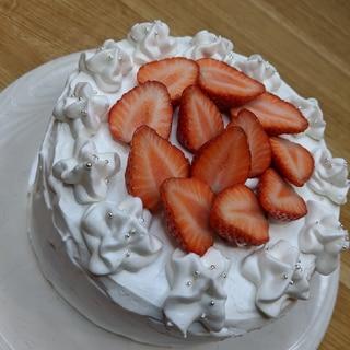 ヴィーガン・卵、乳製品アレルギー対応ケーキ!*°♡