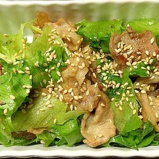 野菜もりもり☆焼肉サラダ