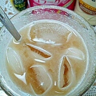 アイス☆美肌烏龍茶♪