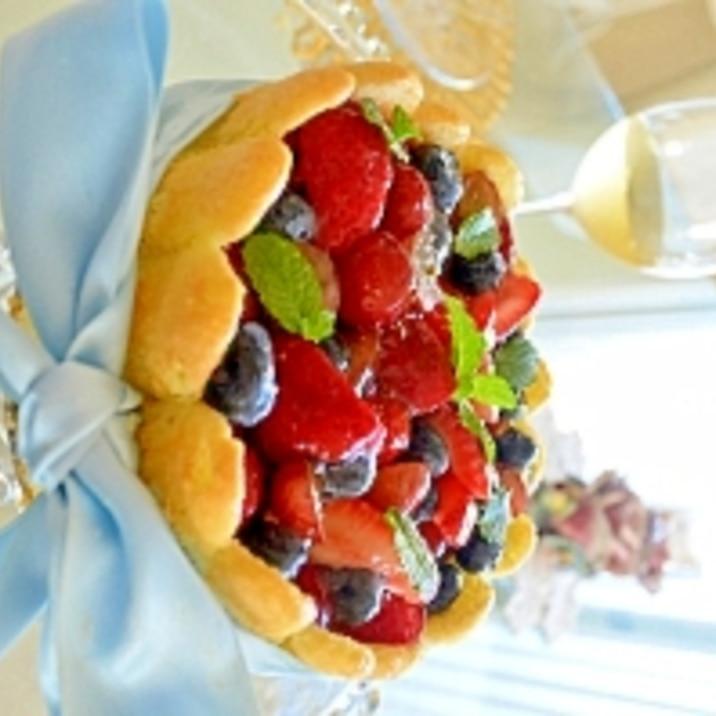 ケーキ シャルロット
