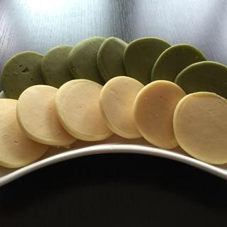 小麦・乳・卵不使用!離乳食に☆米粉パンケーキ