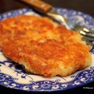 ポテト入りチーズフリッコ