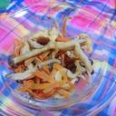 豚肉と野菜の佃煮風