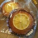 レモンマフィンケーキ