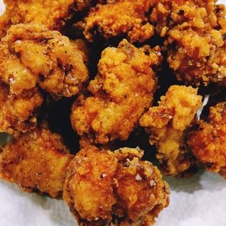 下味に玉ねぎ!!旨みがアップした大絶賛の鶏の唐揚げ