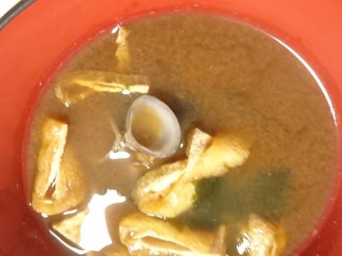コストコしじみの味噌汁