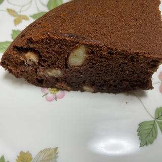 炊飯器♡ココアバナナケーキ