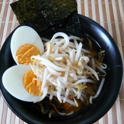 本当にそうめんが中華麵の食感でビックリです! スープも簡単にできて、色々応用できそうです♪ ありがとうございました (●´ω`●)