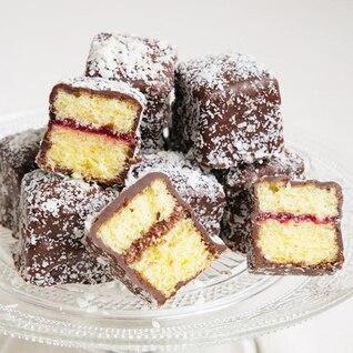 ラミントン~オーストラリアの伝統菓子