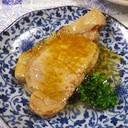 豚ロースレモンマリネ焼き