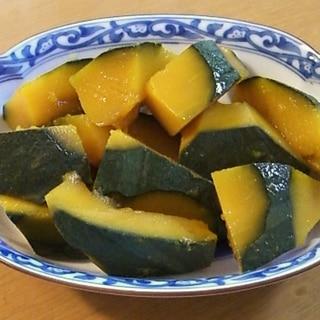 定番おかず★かぼちゃの煮物~夏は冷やしかぼちゃ
