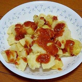 秩父のB級グルメ 味噌ポテト