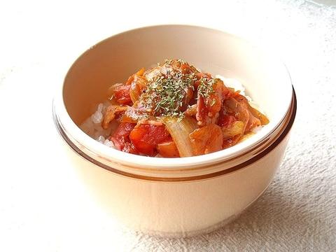 トマベー丼