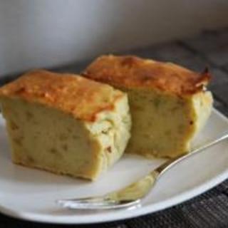 バター無し!混ぜるだけのさつまいもケーキ