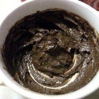ココアで作る ふわふわチョコクリーム**