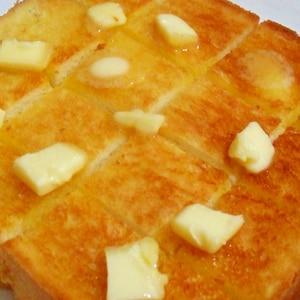 美味しいバタートーストの焼き方