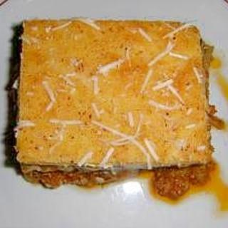 ギリシャ料理 ムサカ
