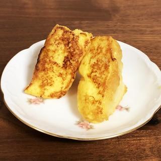 失敗したパンの救世主!カリふわなフレンチトースト