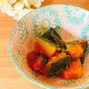 めんつゆでꕤ 簡単かぼちゃの煮物✧˖°♡