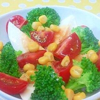 カラフルサラダ その5