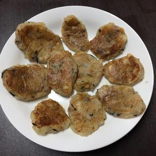 【離乳食 完了期】ひじきの煮物de焼きコロッケ