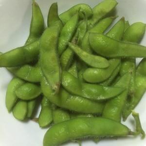 だだちゃ豆の☆美味しい茹で方