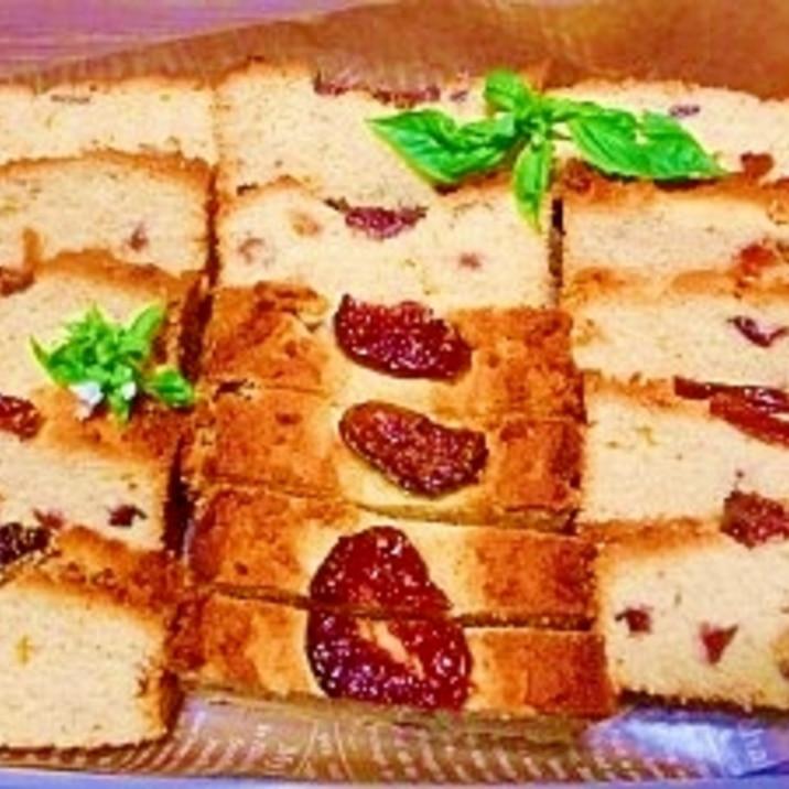 イチジク☆おからパウダーケーキ
