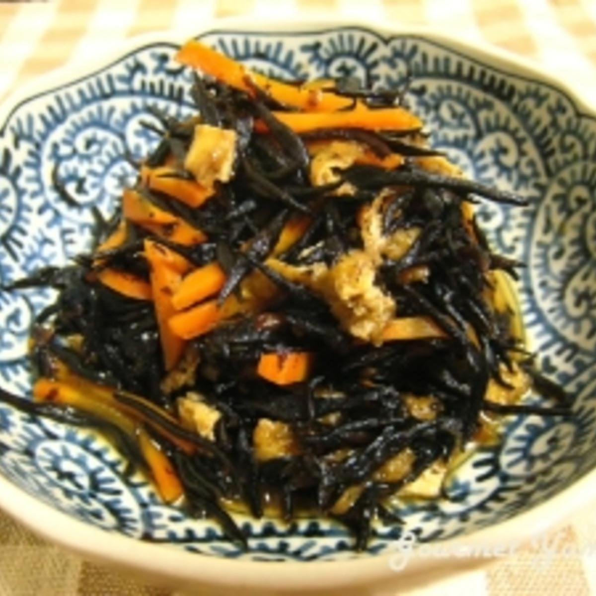 レシピ ひじき 煮
