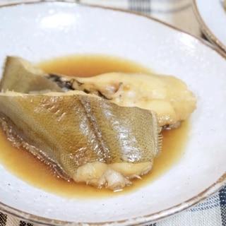 調味料は醤油と砂糖だけ!簡単すぎる白身魚の煮付け