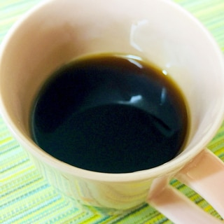 抹茶入り和風なコーヒー