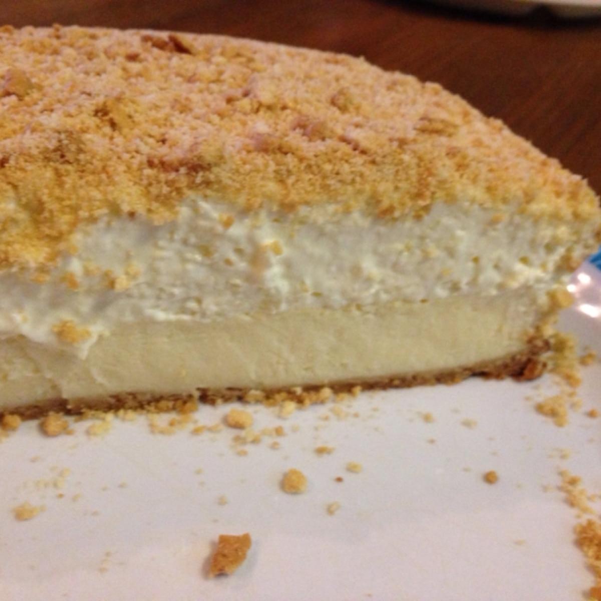 レシピ チーズ 人気 ケーキ