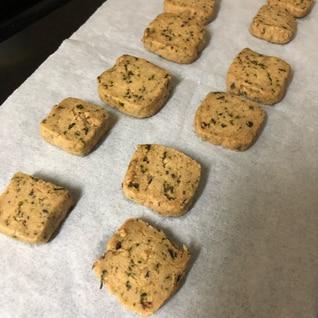 作りたいと思ったらすぐできる!簡単ほうじ茶クッキー